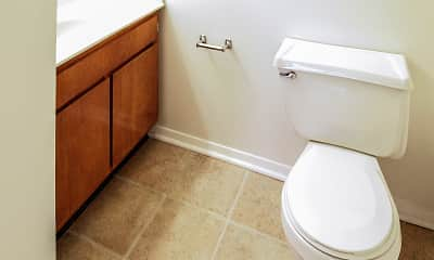 Bathroom, Shadowood Apartment Homes, 2