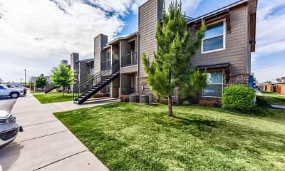 Building, Brickstone Villas Apartments, 1