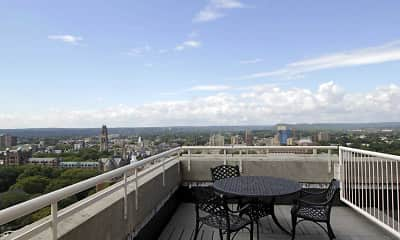 Patio / Deck, The Eli, 2