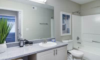 Bathroom, Aqua at Sandy Springs, 2
