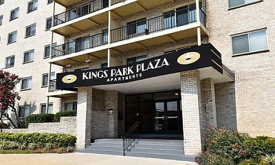 Building, Kings Park Plaza Apartment Homes, 2