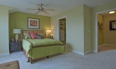 Bedroom, Orchard Ridge, 1