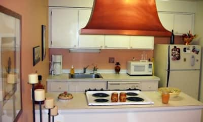 Kitchen, Colony Apartment Homes, 2