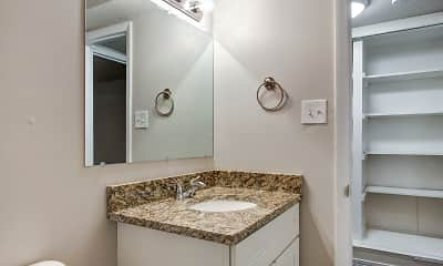 Bathroom, 60 West, 2