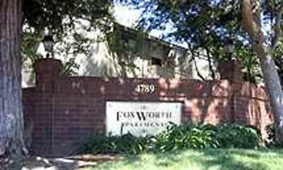 Community Signage, Foxworth, 1