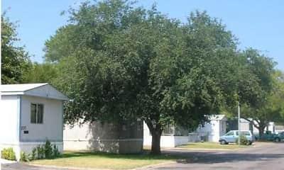 Building, River Oaks Manufactured Home Community, 2