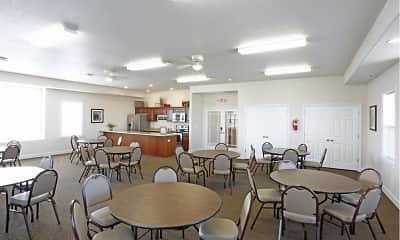Dining Room, Quail Ridge Villas, 1