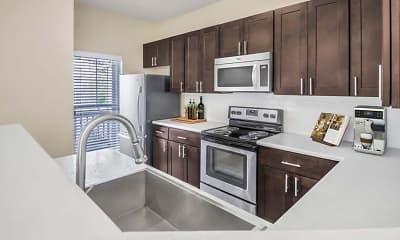 Kitchen, Camden Overlook, 1