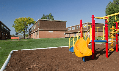 Playground, Oakwood Townhomes, 2