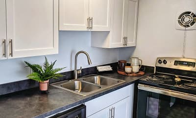 Kitchen, Somerset, 1