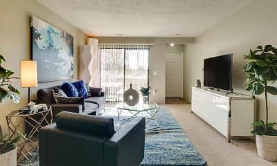 Living Room, Pavilion Court, 0