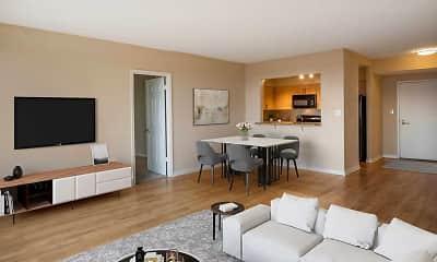 Living Room, Avalon Grosvenor Tower, 1