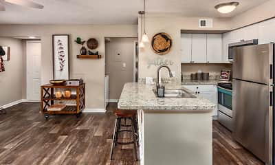 Kitchen, Bellancia Apartments, 0