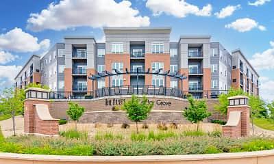Building, The Flats at Cedar Grove Apartments, 0
