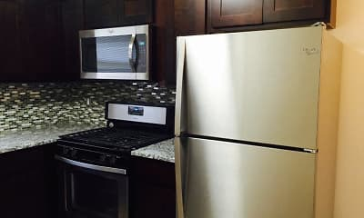 Kitchen, Lakeview Terrace, 0