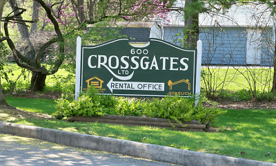 Community Signage, Crossgates Apartments, 2