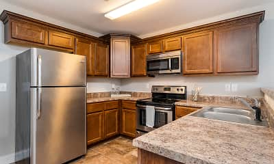 Kitchen, Homestead Properties, 2