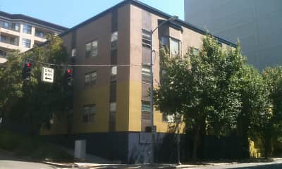 Building, Bayview Apartments, 1