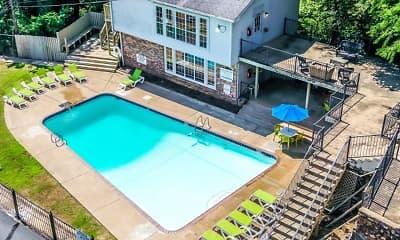 Pool, PROSPER Riverdale, 2