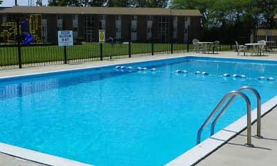 Pool, Sawmill, 1