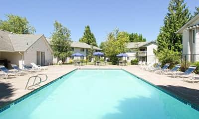 Pool, Saddle Club, 0