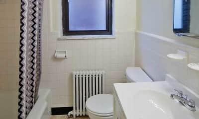 Bathroom, South Windsor Apartments, 2