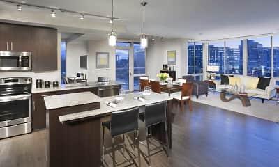 Kitchen, Harrison at Reston Town Center, 0