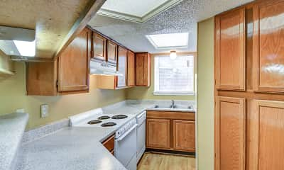 Kitchen, Courtland Heights, 0