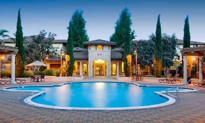 Pool, Estancia at Santa Clara, 0