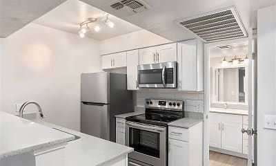 Kitchen, Rise at Camelback, 1
