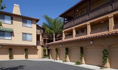 Building, Rancho Monterey, 1