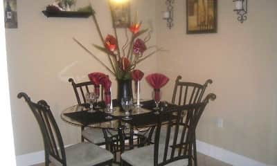 Dining Room, Willow Tree, 1