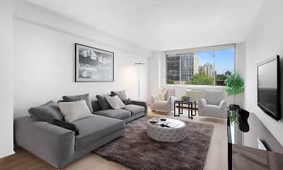 Living Room, 500 W. Belmont, 0