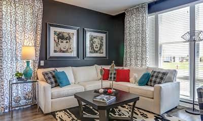 Living Room, Haddon Point, 1