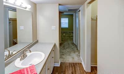 Bathroom, The Sycamores, 2