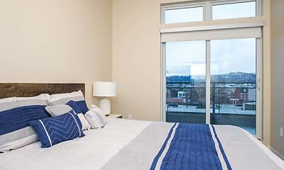 Bedroom, Flats on Fifth, 2