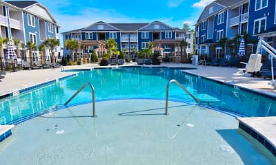 Pool, Haven Pointe at Carolina Forest, 2