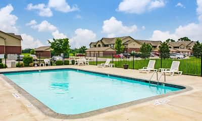 Pool, Chapel Ridge, 2