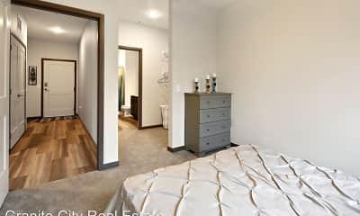 Bedroom, Vincent Woods, 1