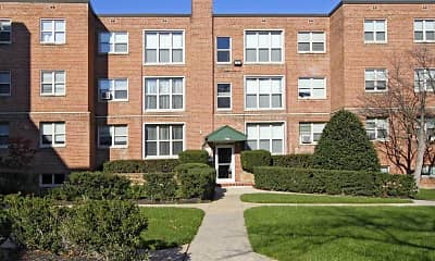 Building, Michigan Park Commons, 0