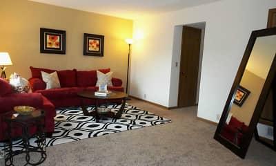 Living Room, Cross Creek, 1