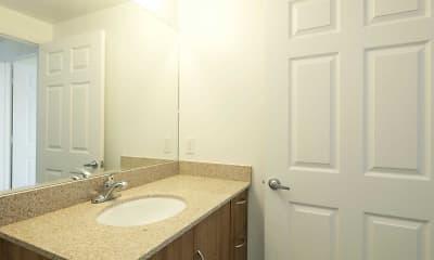 Bathroom, Oak Plaza, 2