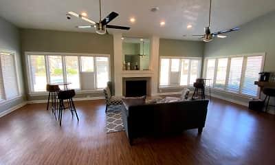Living Room, Woodridge, 2