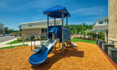 Playground, River Bend Apartments, 2