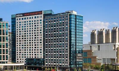 Building, NEMA Boston, 2