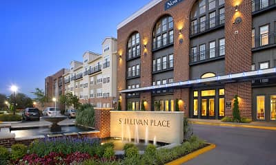 Building, Sullivan Place, 1
