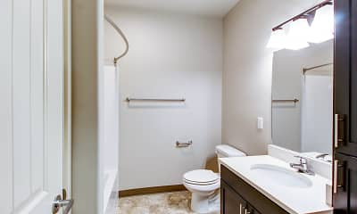 Bathroom, The Summit at Red Leaf, 2