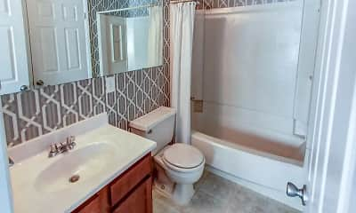 Bathroom, Royal Oaks - East Garden, 2