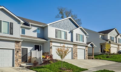 Building, Lakeview Crossing Townhomes, 1