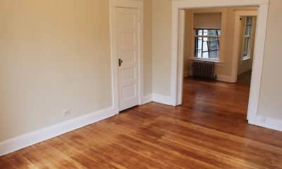 Bedroom, Allendale Apartments, 1